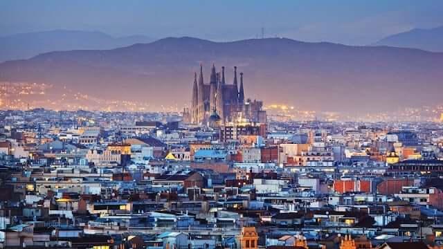 Preparando a Viagem - Barcelona