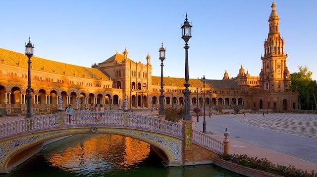 Sevilha - Plaza de España
