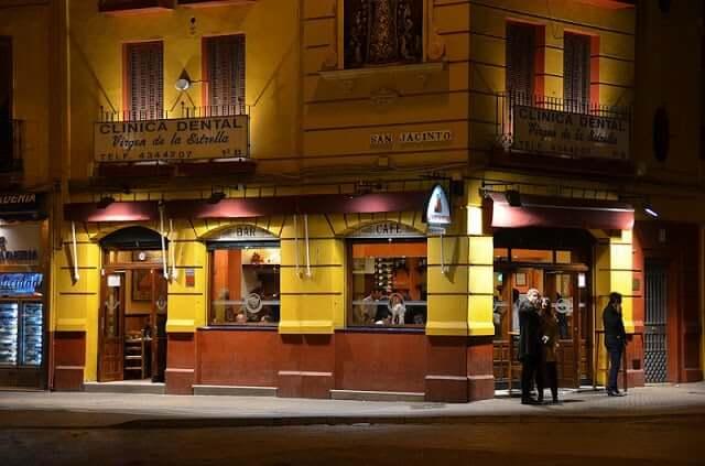 Bar Blanca Paloma em Sevilha