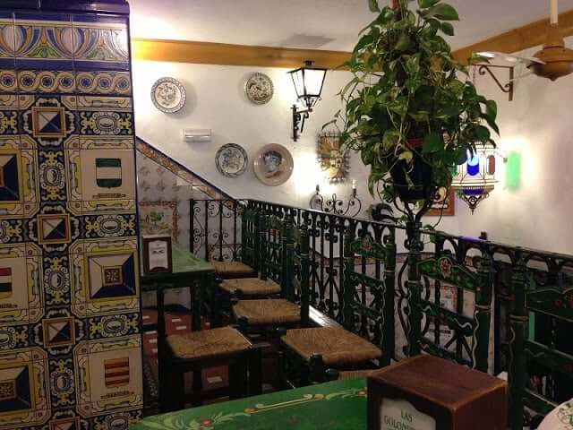 Bar Las Golondrinas I e II em Sevilha