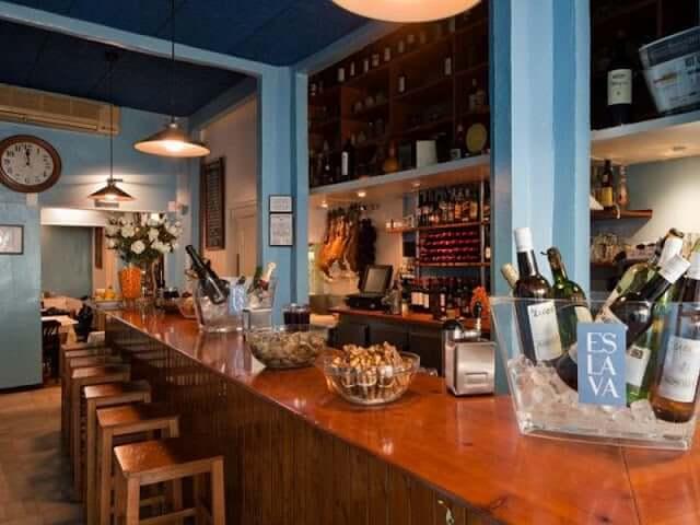 Bar e Restaurante Eslava em Sevilha
