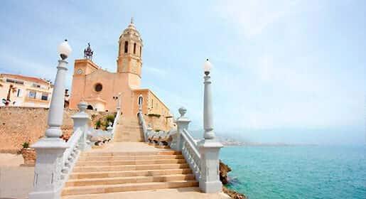 Igreja Sant Bartolomeu - Sitges