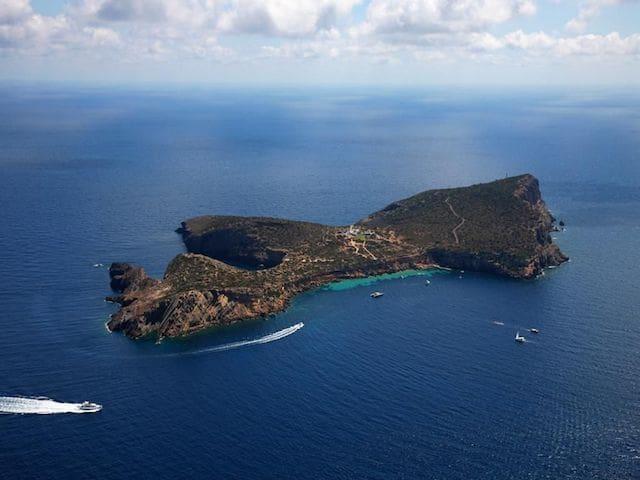 Ilha de Tagomago