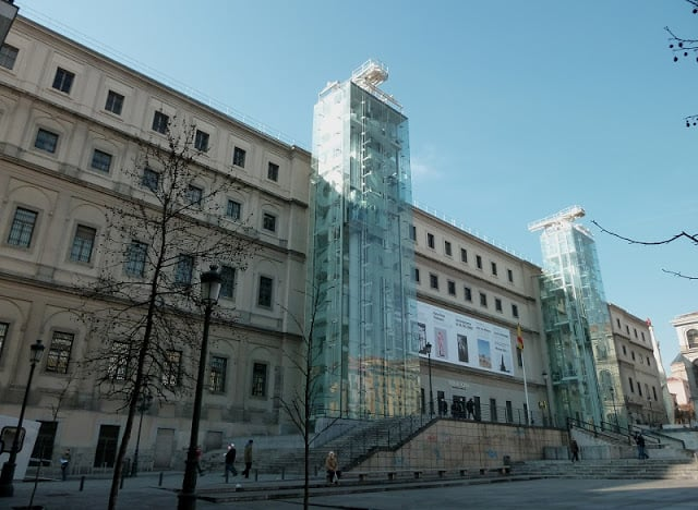 Museu Nacional Reina Sofia