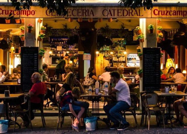 Melhores bares em Sevilha