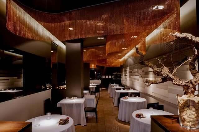 Restaurante Cinc Sentits em Barcelona