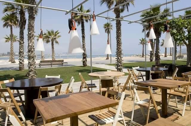Restaurante Pez Vela em Barcelona