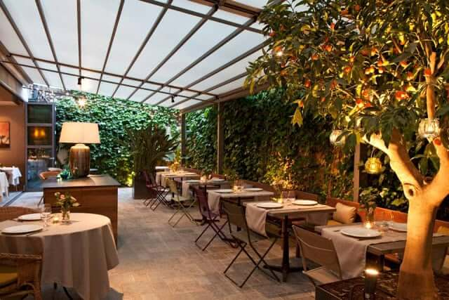 Restaurante Windsor em Barcelona