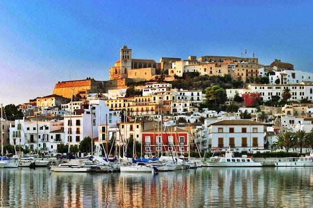 Hospedagem em Ibiza