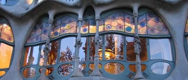 Ingresso para pontos turísticos de Gaudí