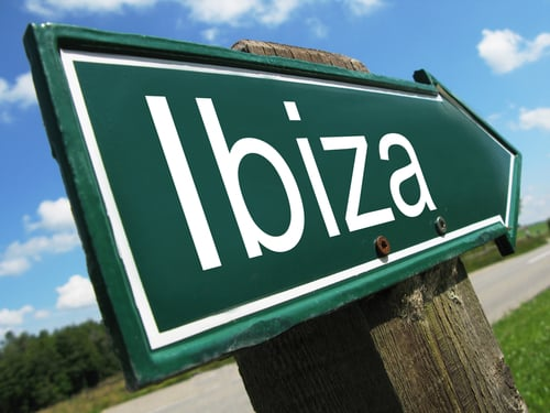 Dirigir em Ibiza
