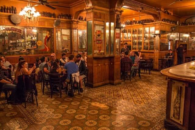 Bar Marsella em Barcelona