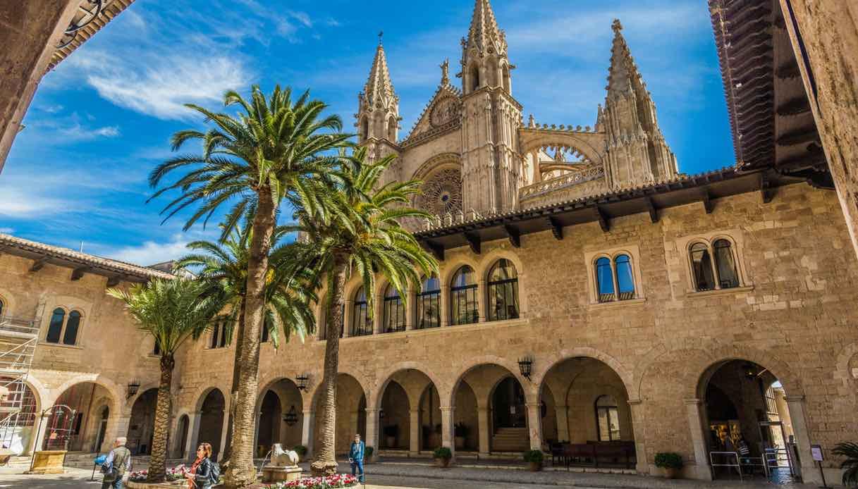 Centro histórico de Palma de Maiorca