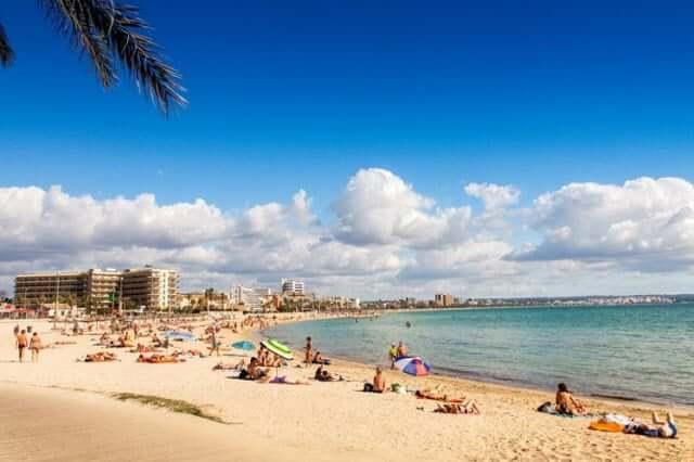 Praia de Palma - Maiorca