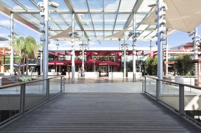 Shopping La Maquinista - Cafeteria