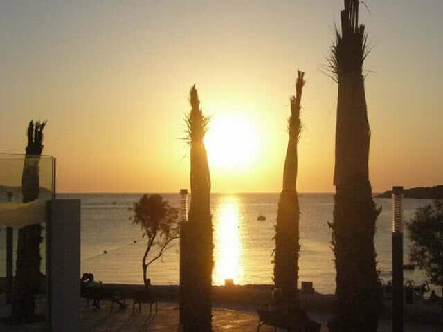 Cala des Moro em Maiorca - Pôr do Sol