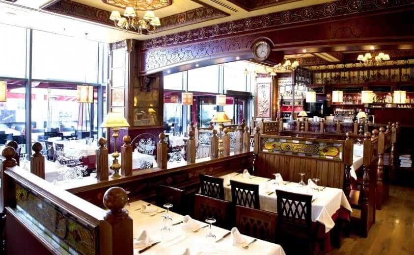 Restaurante La Tagliatelle no Shopping La Maquinista