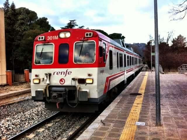 Empresas de trem na Espanha - Renfe