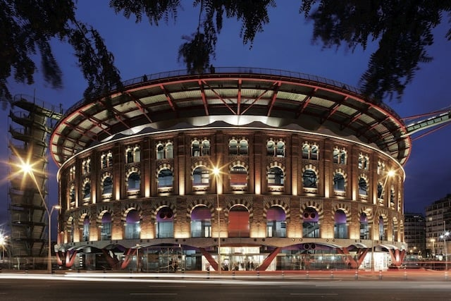 Shopping Center Las Arenas em Barcelona