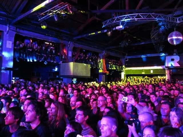 Show na Razzmatazz em Barcelona