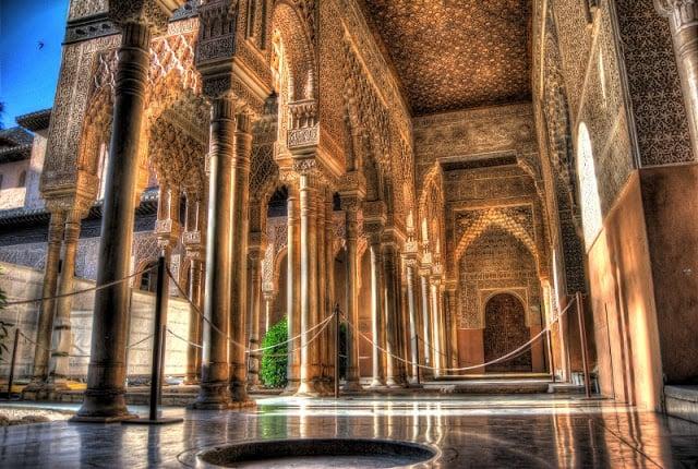 Pátio de los Leones - Alhambra