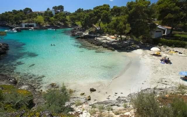 Cala em Menorca