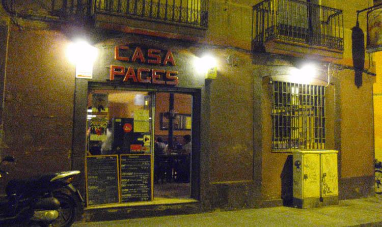 Casas de Pagès em Barcelona