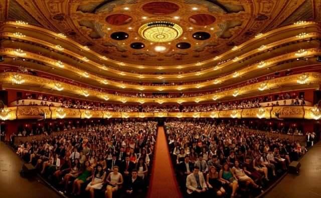 Concertos e Ópera em Barcelona - Gran Teatre del Liceu