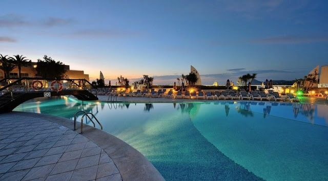 Melhores hotéis em Ibiza
