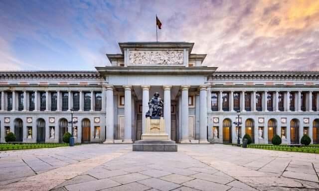 Passeio pelos museus de Madri - Museu del Prado