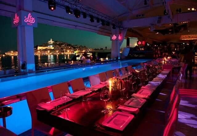 Restaurantes em Ibiza - Lio