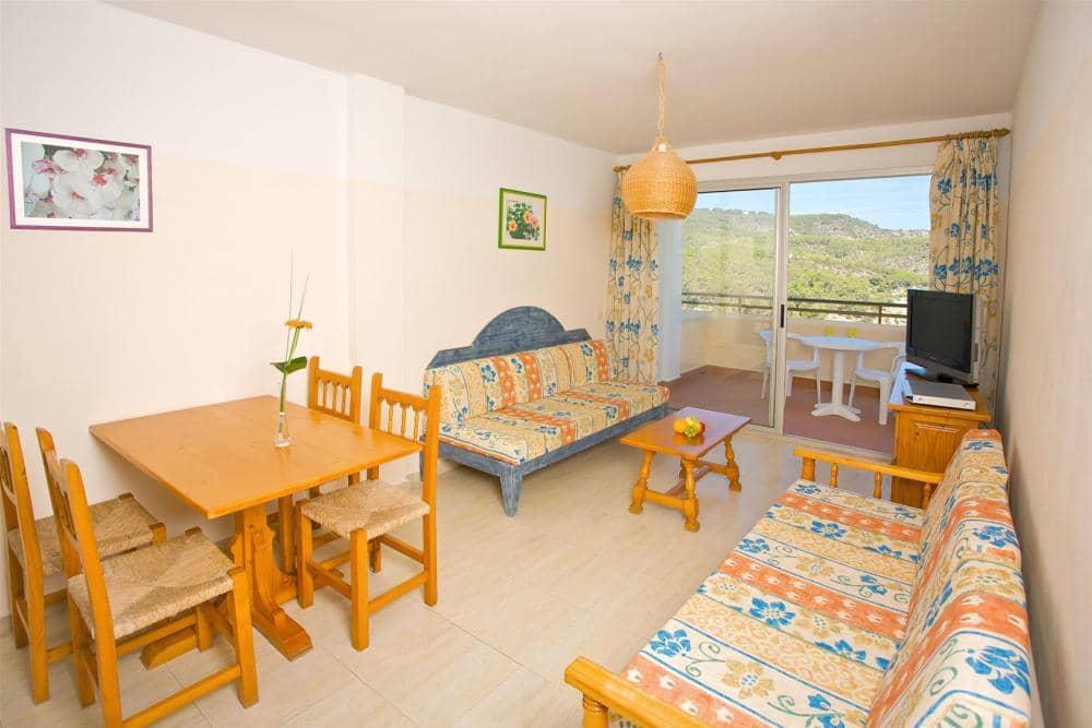 San Miguel / Esmeralda Mar em Ibiza - apartamento
