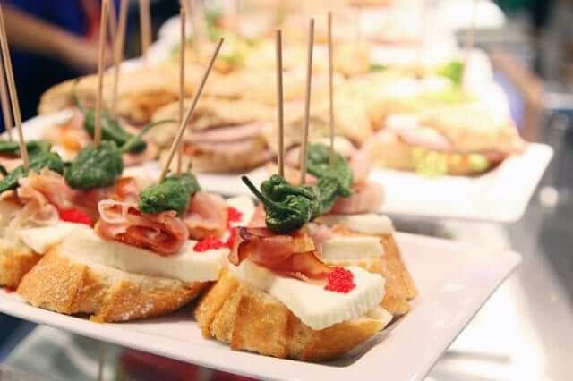 Comida em Barcelona - Tapas