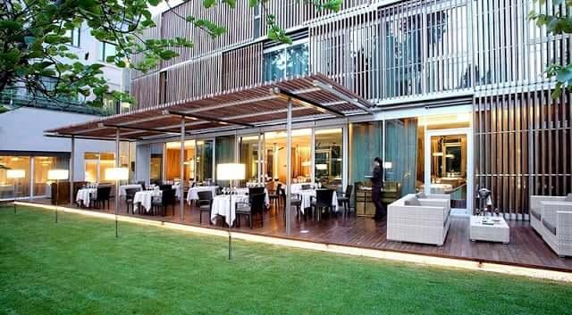 Abac Hotel e Restaurante em Barcelona