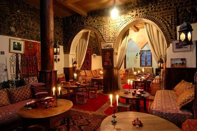 Bar Le Kasbah em Barcelona