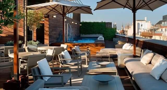 Hotel Omm em Barcelona