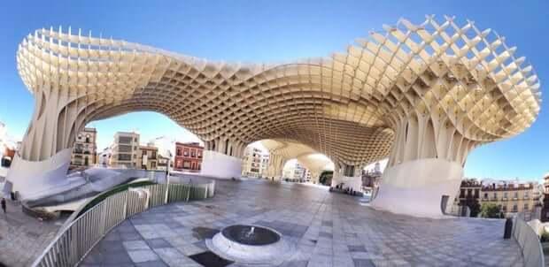 Metropol Parasol Sevilha