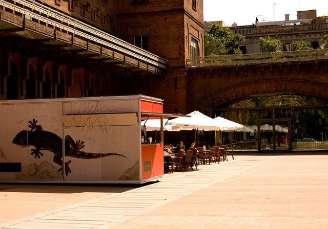 Drac Café em Barcelona