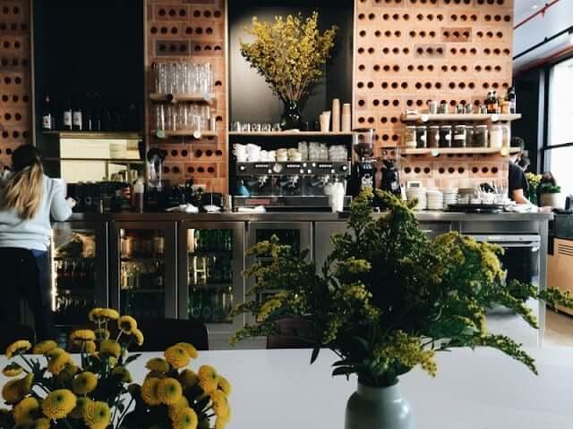 Federal Café em Barcelona