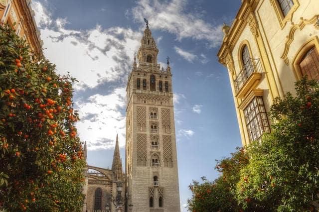 Torre La Giralda de Sevilha