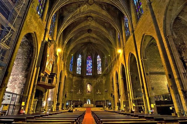 Església de Santa Maria del Pi
