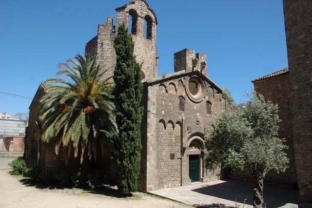 Església de Sant Pau del Camp