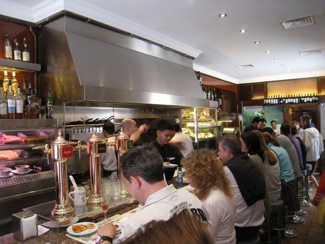 Cal Pep em Barcelona