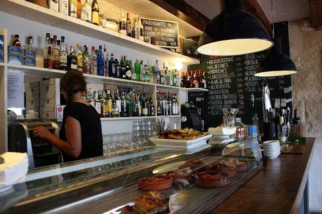 Bar Can Vermut em Menorca