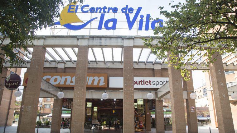El Centre de la Vila-Port Olímpic