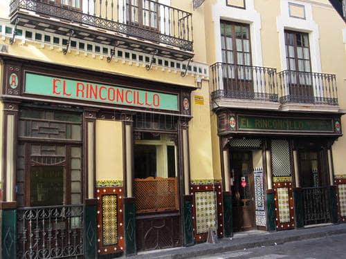 Bar El Rinconcillo em Granada