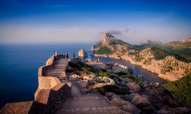 Mirador Sa Creueta no Cap de Formentor