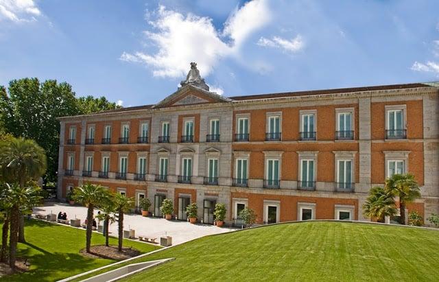 Museu Thyssen em Madri
