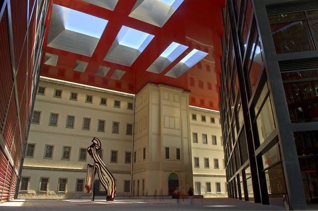 Museu de Arte Reina Sofia
