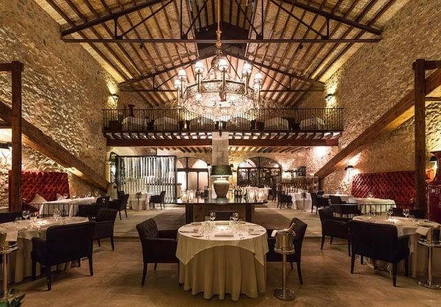 Restaurante Oleum em Maiorca